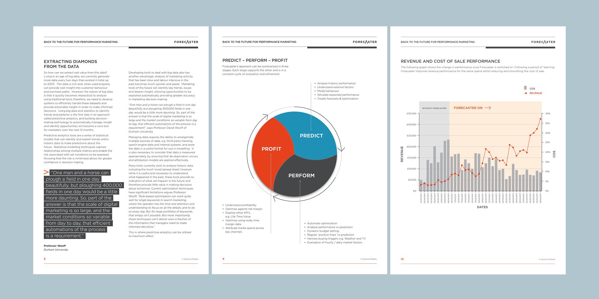 Forecaster White Paper 1