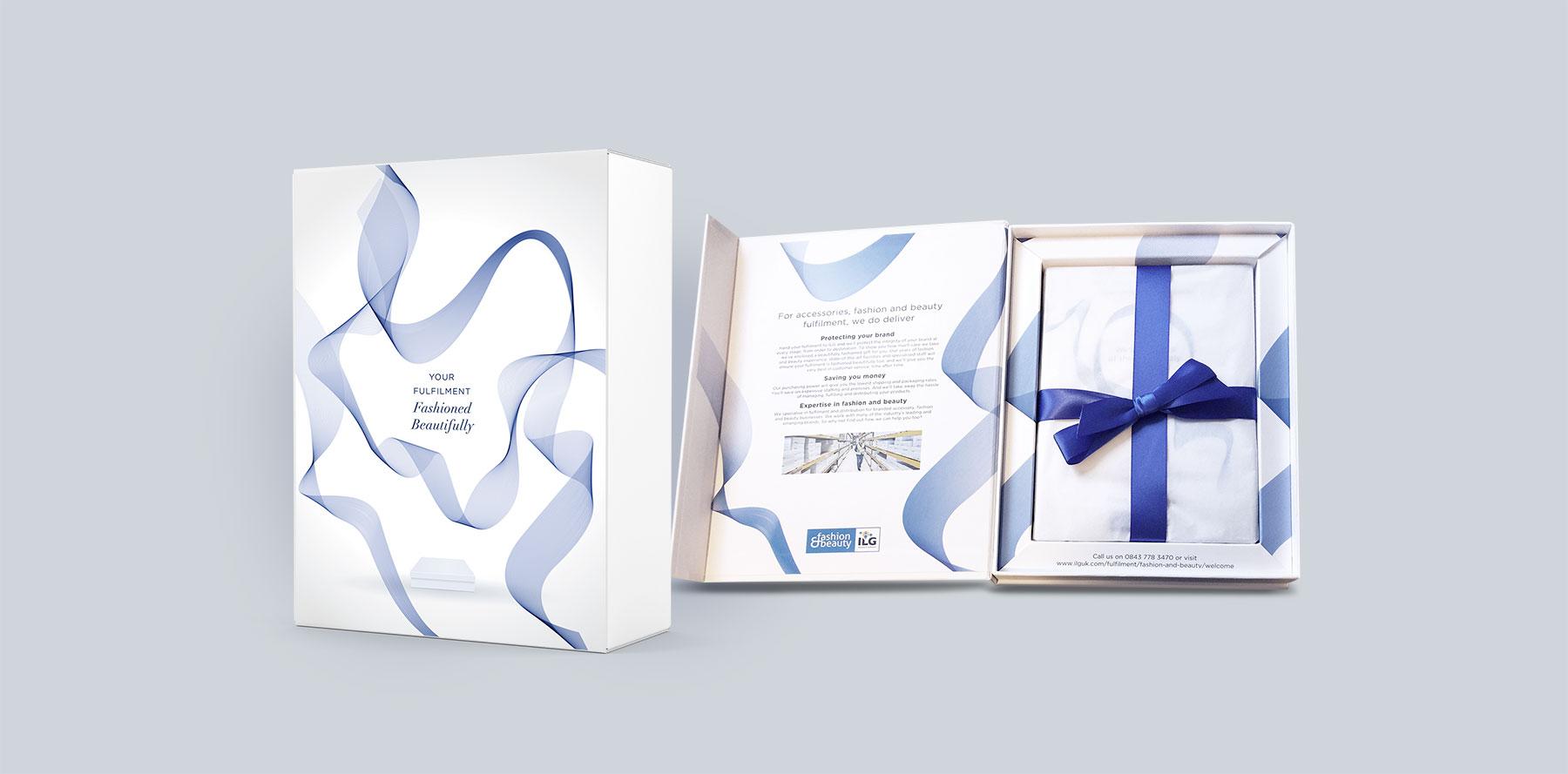 ILG Fashion and Beauty direct mail 1